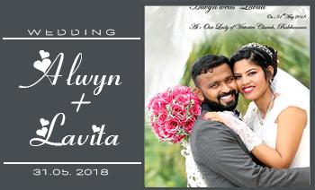 Alwyn-Lavita Wedding