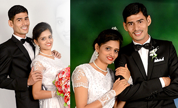 Vinitha Amrith Wedding