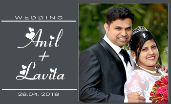 Anil-Lavita Wedding