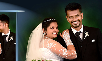 Ashwin-Lavita Wedding