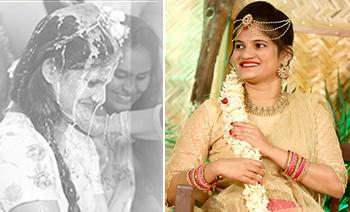 Babitha Roce Ceremony