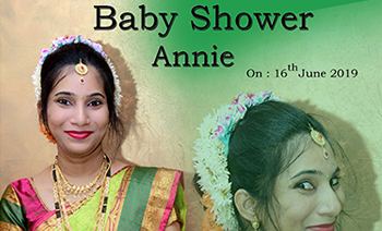 Baby Shower of Annie