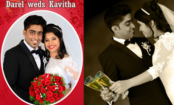 Darel-Kavitha Wedding