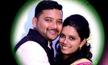 Deena-Santhosh Engagement