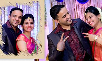 Divya-Naveen Engagement