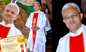 Silver Jubilee of Ordination
