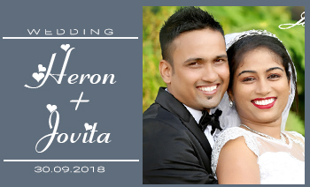 Heron-Jovita Wedding