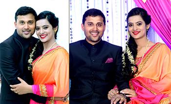 Jacil & Sanjeeth Engagement