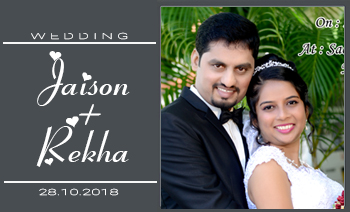 Jaison - Rekha Wedding