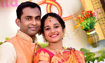 Jevita-Sandeep Engagement