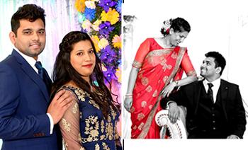 Jovita Preetham Engagement