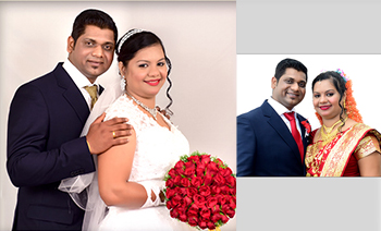 Joel + Roopa Wedding