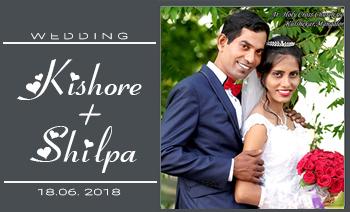 Kishore-Shilpa Wedding