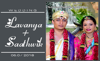 Lavanya-Saathwik Wedding