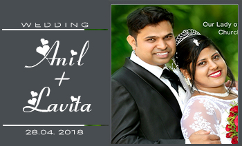 Lavita & Anil Wedding