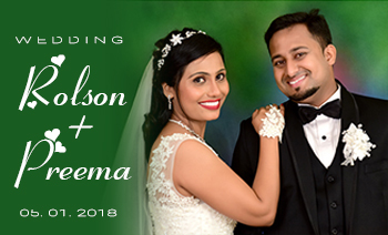 Rolson-Preema Wedding
