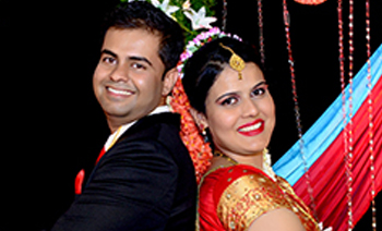 Nisha-Prajwal Wedding