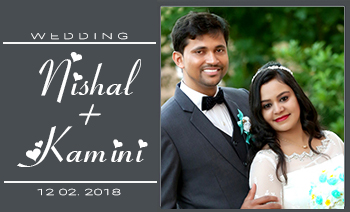 Nishal Kamini Wedding