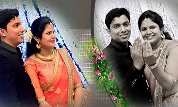 Shobitha-Nishan Engagement