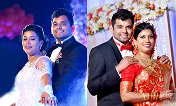 Preetham-Jevita Wedding