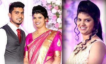 Preethi & Roshan Engagement