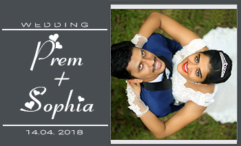 Prem-Sophia Wedding