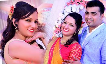 Priya Engagement