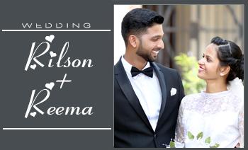 Rilson Reema Wedding
