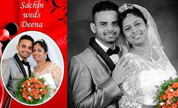 Sachin Deena Wedding