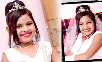 Sania Holy Communion