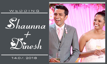 Shaunna-Dinesh wedding