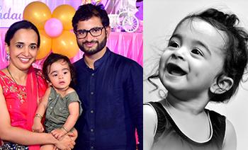 Swara's 1st Birthday