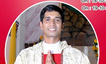 Fr.Pradeep Ordination
