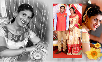 Vinita-Vijay Engagement