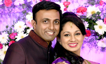 Zenia Prajwal Engagement