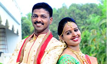 Deviprasad-Gouthami Marriage