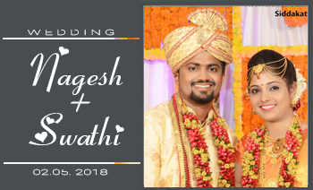 Nagesh-Swathi Wedding