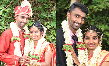 Savitha Shivananda Wedding
