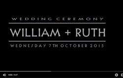William + Ruth